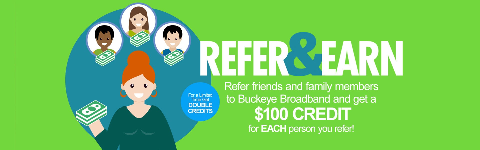Refer and Earn Image