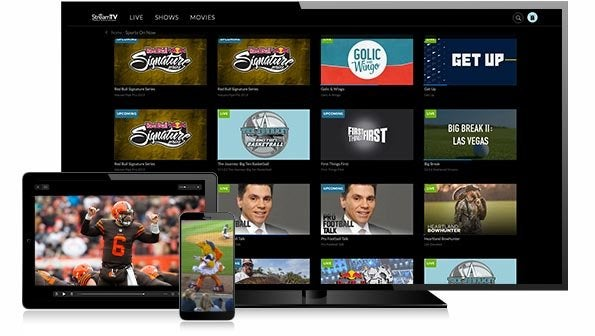 Live Sports Streaming Image